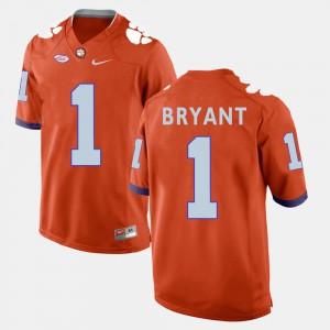 #1 Martavis Bryant Clemson Tigers College Football For Men Jersey - Orange
