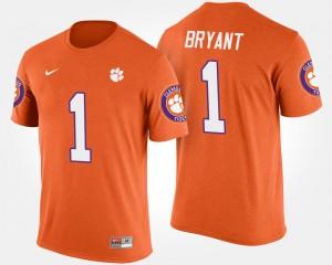 #1 Martavis Bryant Clemson Tigers Bowl Game Men's Atlantic Coast Conference Sugar Bowl T-Shirt - Orange